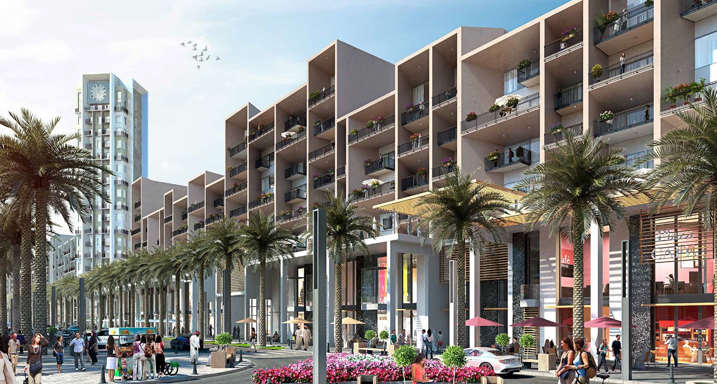 warda apartments by Nshama amenities